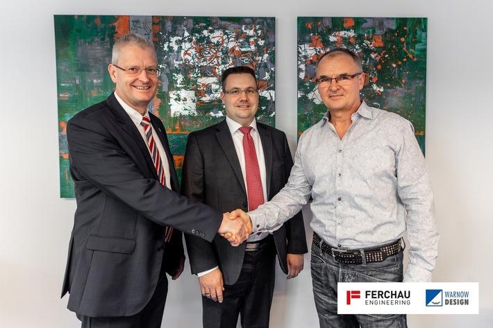 Engineering- und IT-Dienstleister übernimmt die Neue Warnow Design & Technology GmbH aus Rostock
