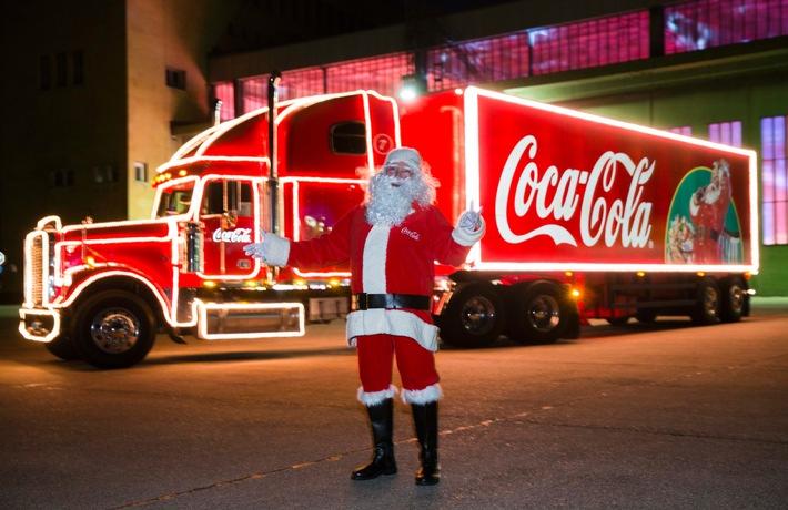 Coca Cola Weihnachtskampagne 2016 Mit Coke Besondere