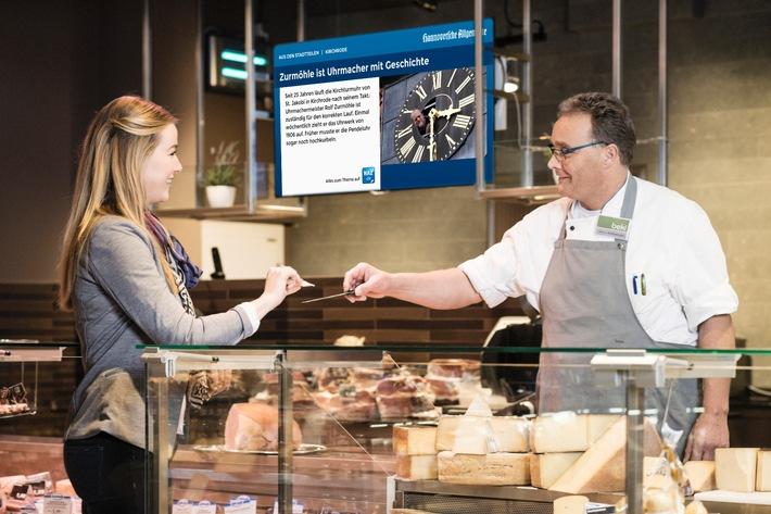 Madsack investiert weiter in Wachstumsfeld Digital-Out-of-Home