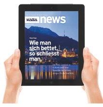 Kaba lanciert eigene News-App