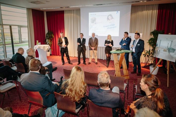 Neues Urlaubskonzept Adults Only in Bad Waltersdorf vorgestellt - BILD