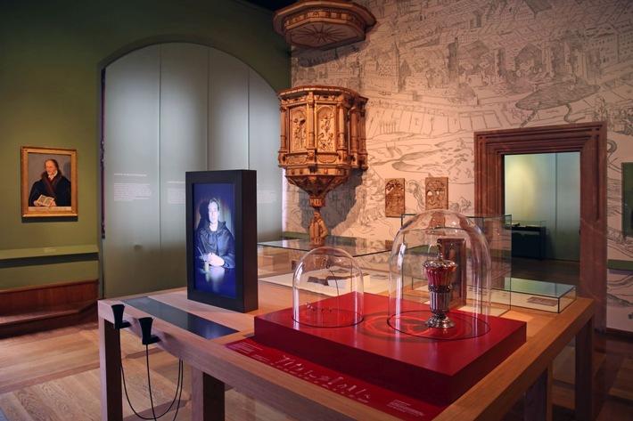 Luther im Disput: Neue Ausstellung im Stadtgeschichtlichen Museum Leipzig