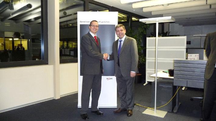 green.ch gewinnt Axpo Informatik AG als Datacenter Kunde: 10-Jahres-Vertrag mit IT-Dienstleister der Axpo Gruppe abgeschlossen