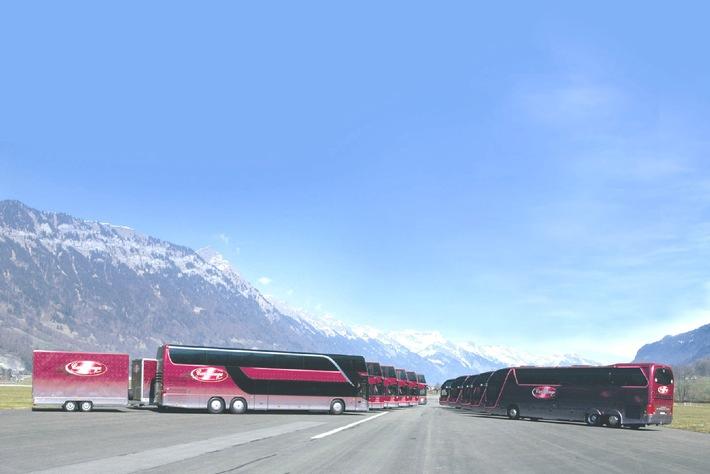 EUROBUS betreibt neu Car Rouge