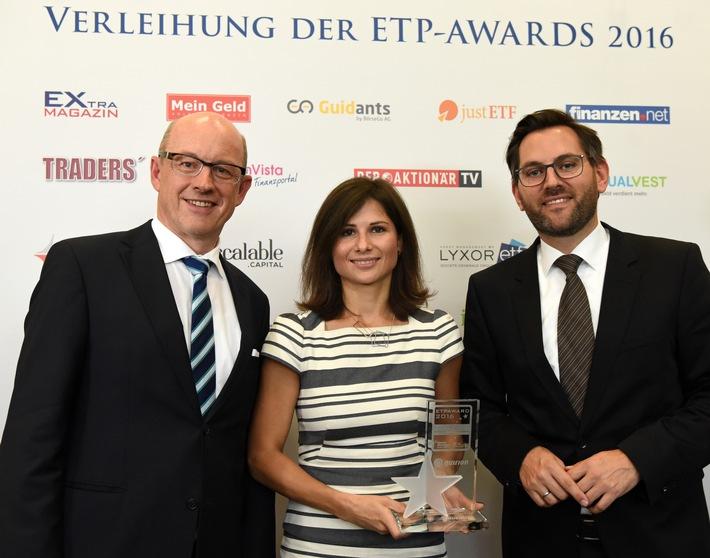 quirion belegt dritten Platz bei den EXtra-ETP-Awards