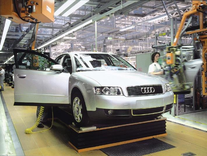 Audi still enjoying record-breaking success