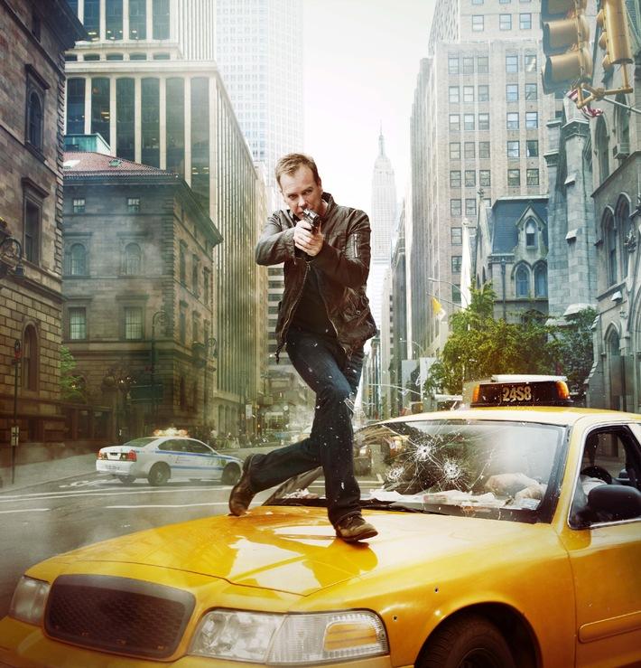 """Jack is back! Die finale achte Staffel von """"24"""" ab 4. Oktober 2010 als Free-TV-Premiere bei kabel eins (mit Bild)"""