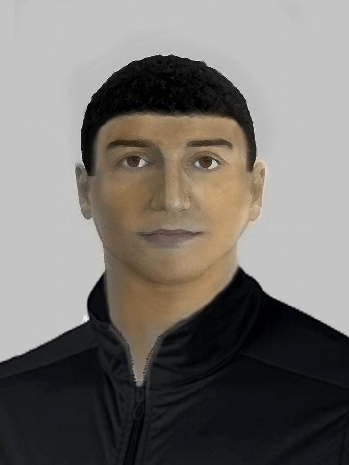 POL-SE: Schackendorf: Kriminalinspektion fahndet mit Phantombild nach einem Einbrecher und fragt - Wer kennt diesen Mann?