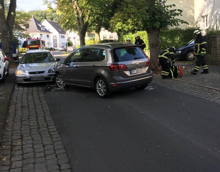 Verkehrsunfall Zeppelinstraße