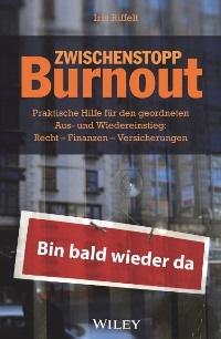 "Cover ""Zwischenstopp Burnout"""