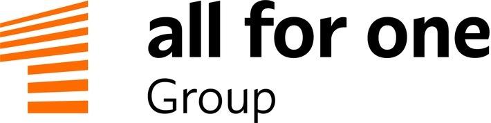 """Logo: All for One Group. Weiterer Text über ots und www.presseportal.de/nr/8394 / Die Verwendung dieses Bildes ist für redaktionelle Zwecke honorarfrei. Veröffentlichung bitte unter Quellenangabe: """"obs/All for One Group AG"""""""