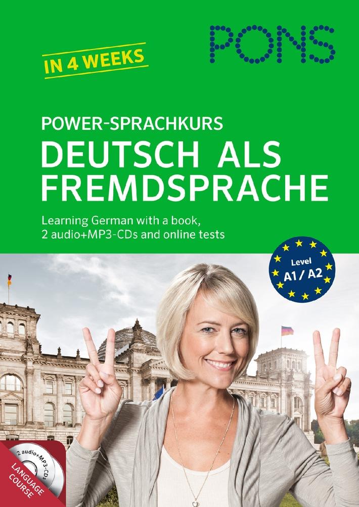 PONS Herbstprogramm 2014: Deutsch als Fremdsprache / So klappt der Einstieg in den deutschen Arbeitsmarkt