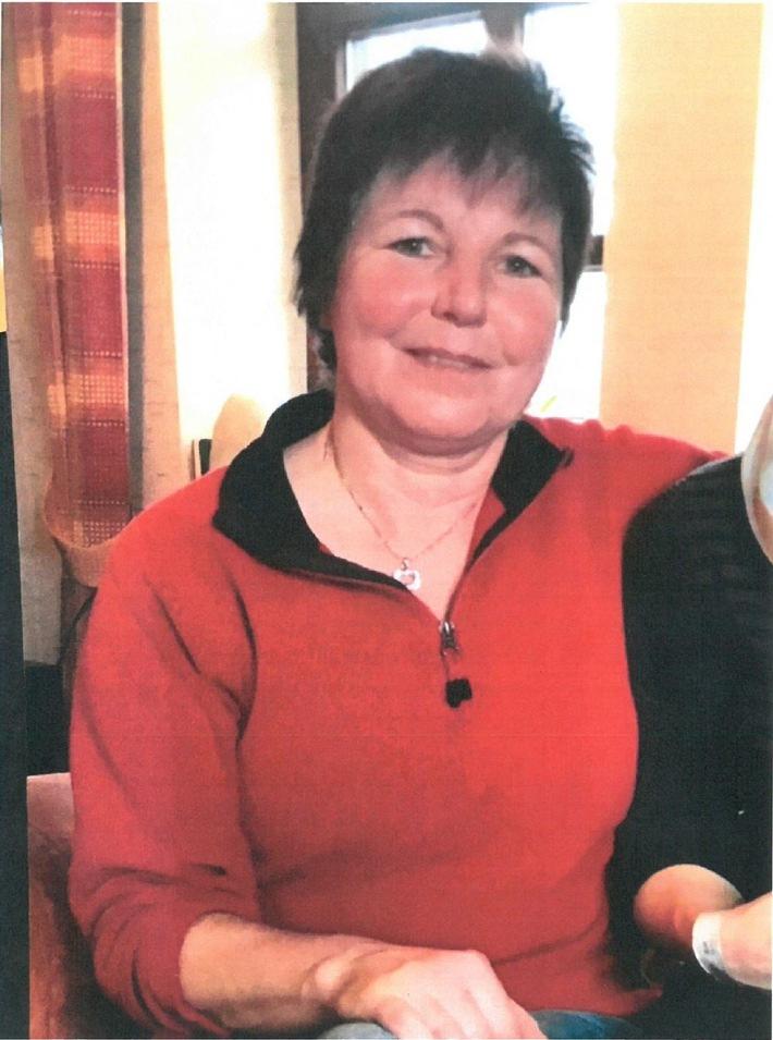 POL-GF: Polizei sucht vermisste Frau