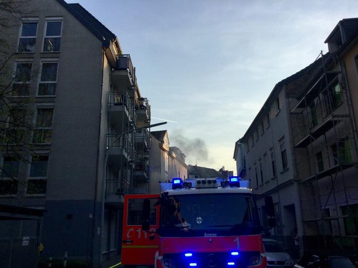 Brand in der Endenicher Straße - Foto (c) Feuerwehr Bonn