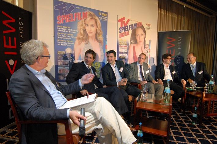 """IFA Trend-Thema 3D: Trend-Talk """"Technik-Mode oder TV-Zukunft?"""" auf der IFA-PreView (mit Bild)"""