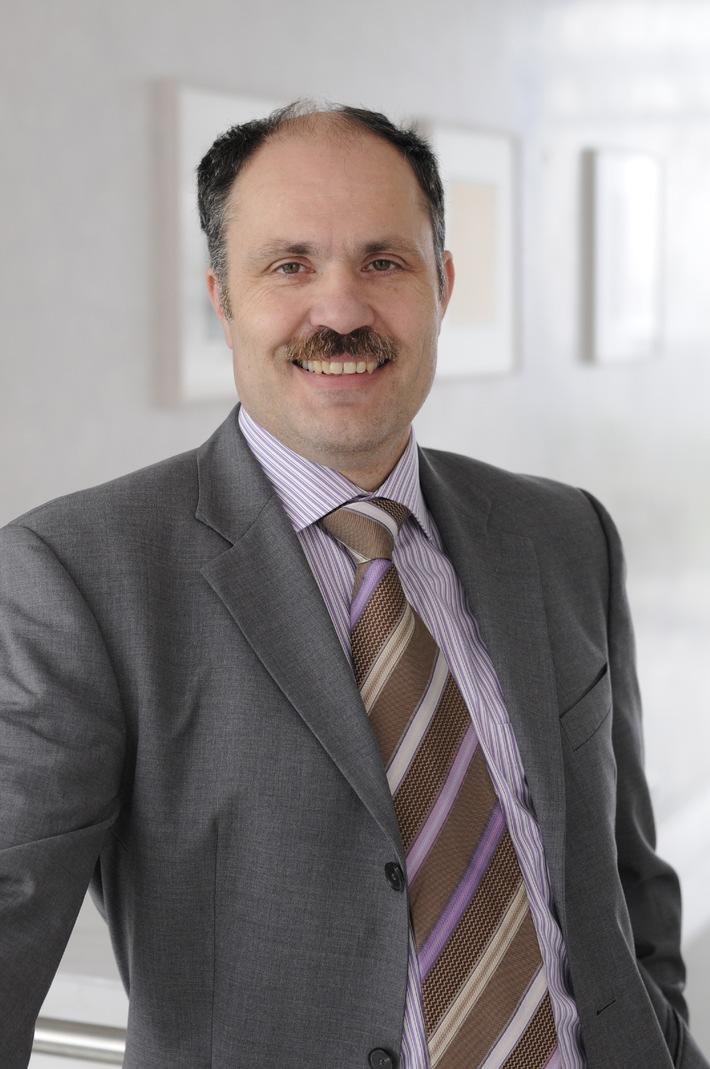 Dr. Matthias Braun ist neuer DIB-Vorsitzender / Wechsel bei der Deutschen Industrievereinigung Biotechnologie (DIB) (BILD)