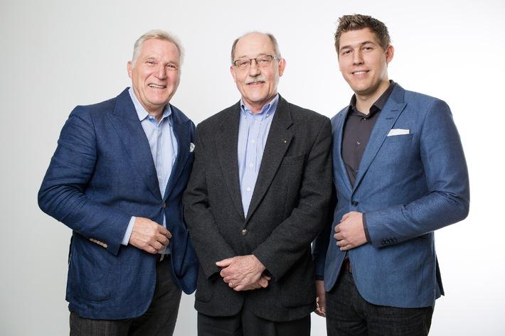 Der Swiss Award Corporate Communications geht neu mit pr suisse ins zweite Jahrzehnt (BILD)