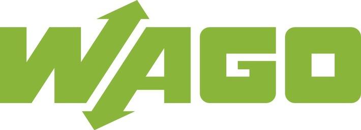 """WAGO Logo / Weiterer Text über ots und www.presseportal.de/nr/23864 / Die Verwendung dieses Bildes ist für redaktionelle Zwecke honorarfrei. Veröffentlichung bitte unter Quellenangabe: """"obs/WAGO Gruppe"""""""