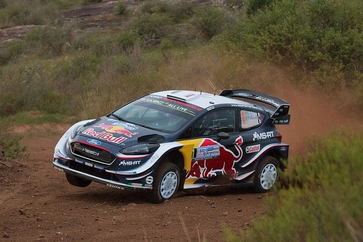 M-Sport Ford geht bei der Rallye Portugal mit hohen Erwartungen an den Start