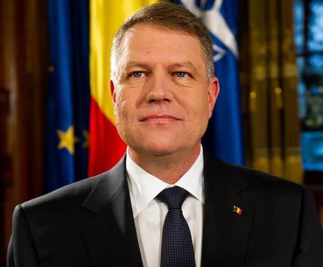Rumäniens Staatspräsident Klaus Johannis wird nächster Träger des Franz Josef Strauß-Preises (Foto: Präsidentenamt Rumänien)