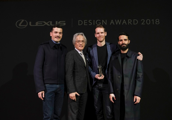 Lexus Design Award 2018 Presseportal