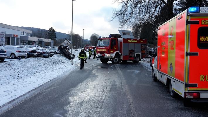 Polizeimeldungen Wetter Ruhr