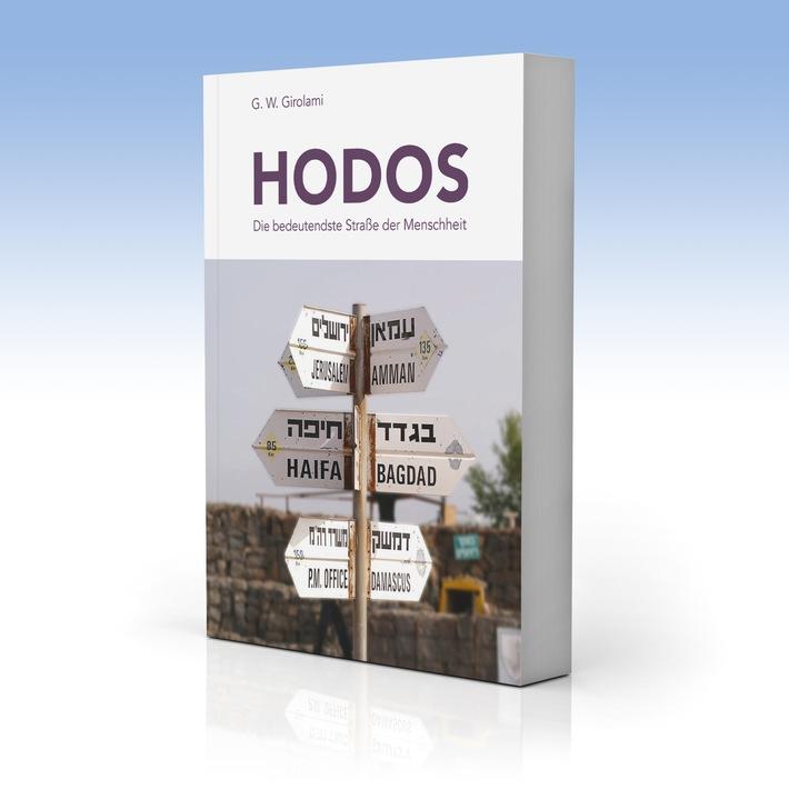Buchsensation: HODOS - die bedeutendste Straße der Menschheit (FOTO)