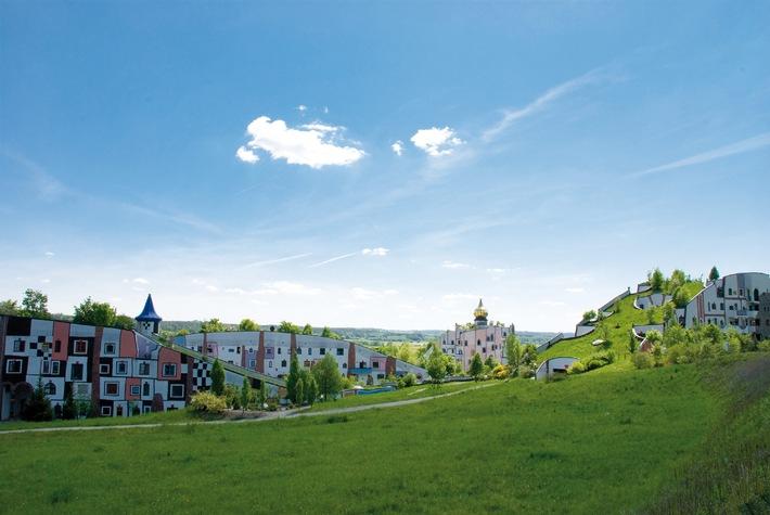Rogner Bad Blumau : 4 Jahre nachhaltige Partnerschaft mit dem WWF