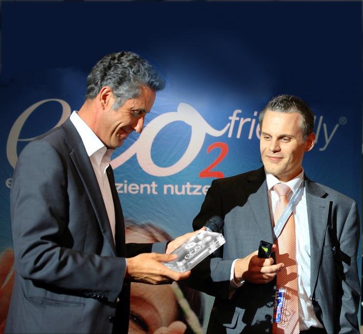 eco2friendly-Award 2011 geht an digitalSTROM