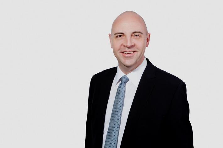 Markus Ley, Vorstand von Allgeier Experts