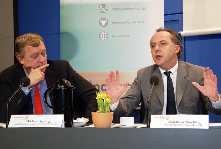 """media coffee von news aktuell zum Bundestagswahlkampf: """"Wo ist Eddie?"""""""