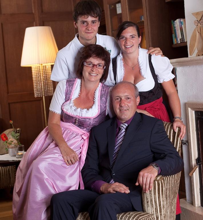 Der Klausnerhof in Hintertux erneut TopHotel des Jahres  - BILD