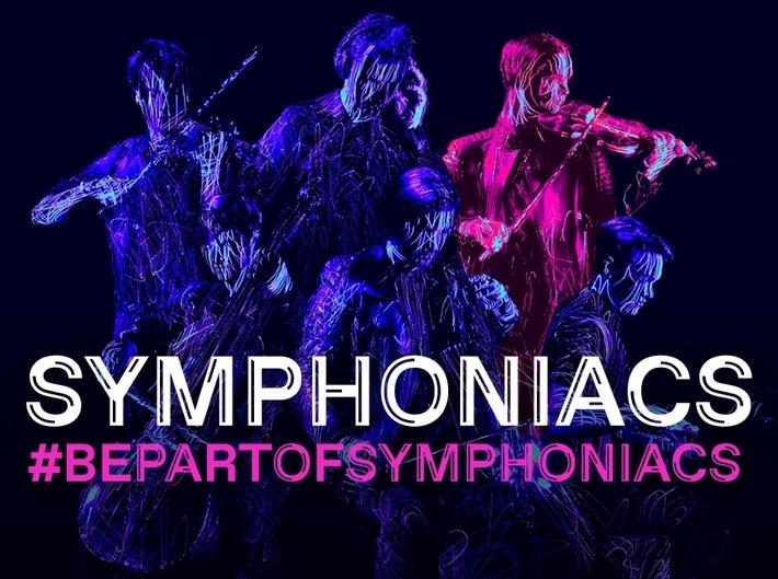 SYMPHONIACS sucht Dich! #BePartofSymphoniacs