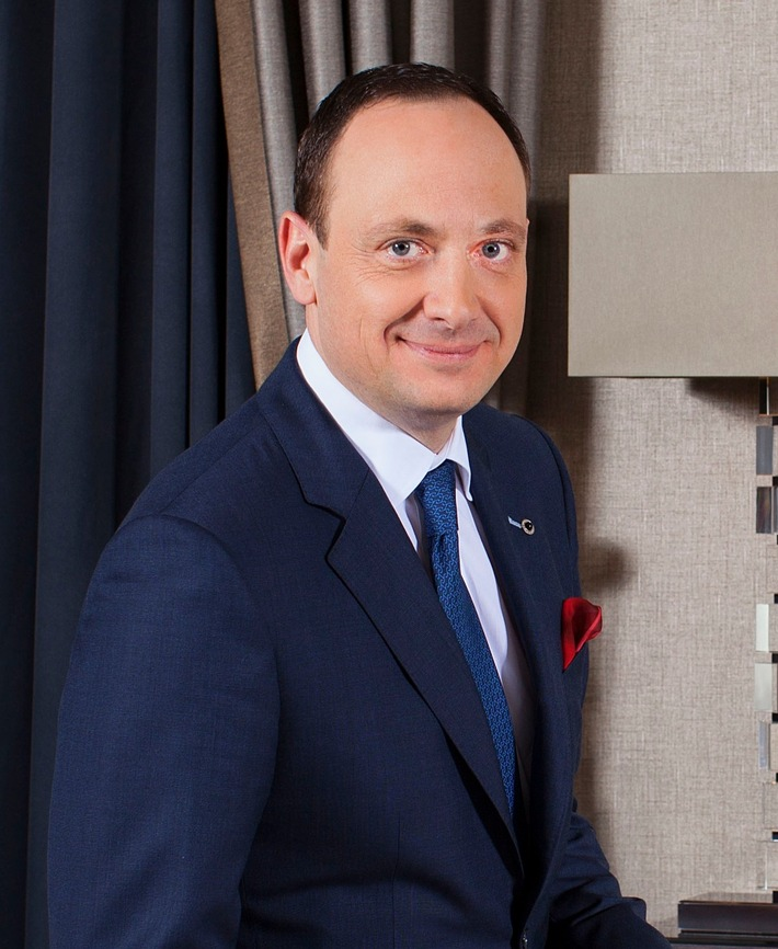 """press release: """"General Managers of three major Steigenberger Hotels to rotate"""""""