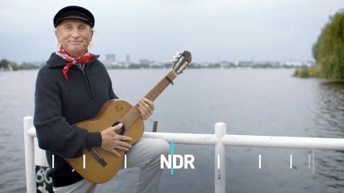 """NDR zeigt neue Clips """"Das Beste am Norden"""" von Detlev Buck mit Otto, Jan Fedder und Fynn Kliemann"""