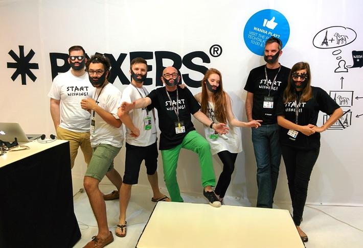 Linzer Startup PIXXERS stellt die Bildersuche auf den Kopf! - BILD