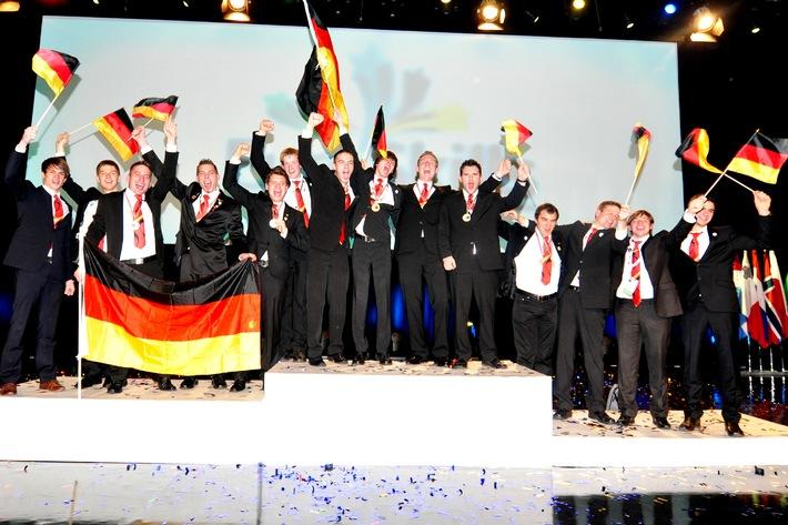 Deutscher Berufsnachwuchs mischt ganz vorn mit bei EuroSkills in Portugal: 2x Gold, 7x Zweiter, 1x Dritter (mit Bild)