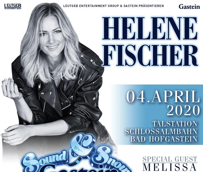 Dieses Konzert der erfolgreichsten deutschen Sängerin im Rahmen des SOUND & SNOW GASTEIN wird ein wahres Highlight 2020.