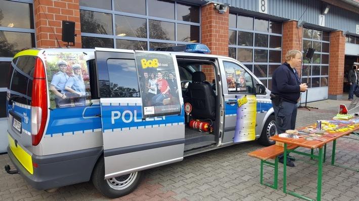 """Polizeihauptkommissar Berg informierte zu """"Aktion BOB"""", """"Aktion MAX"""" und anderen Themen"""