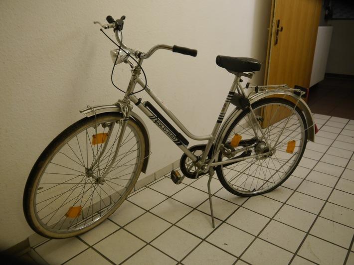 POL-MA: Eberbach / Rhein-Neckar-Kreis: Eigentümer von Fahrrad gesucht!
