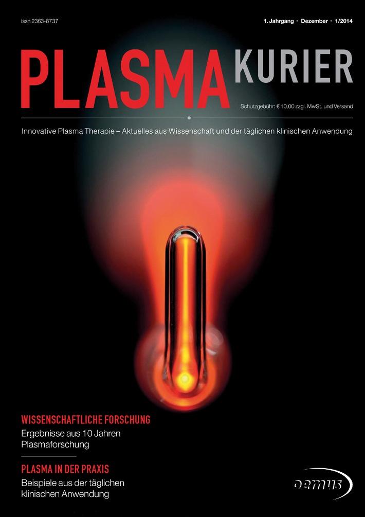 Endlich ist er da - der Plasma Kurier