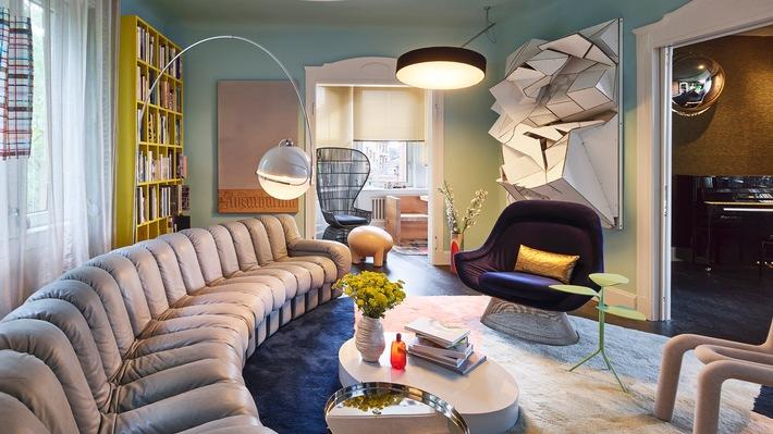 traumwohnungen mit herausforderung 45 min tige swr dokumentation wohntr ume im presseportal. Black Bedroom Furniture Sets. Home Design Ideas