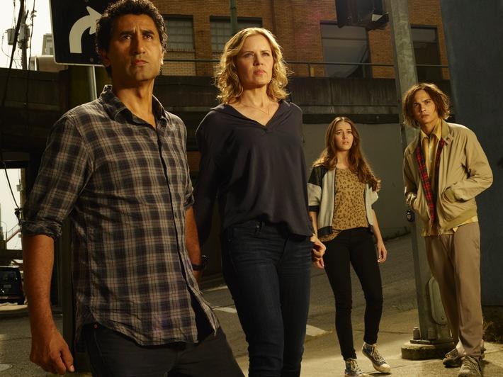 """Deutsche TV-Premiere: RTL II zeigt die erste Staffel """"Fear The Walking Dead"""" ab Samstag, 11.3."""