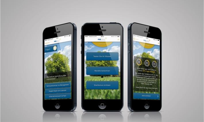 Finanzwissen mit kostenloser Quiz App spielerisch aufbauen