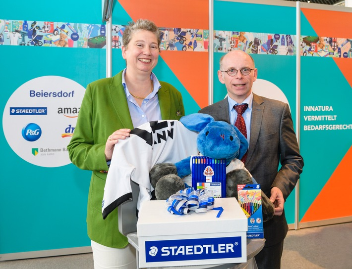 STAEDTLER wird Spenderunternehmen bei innatura