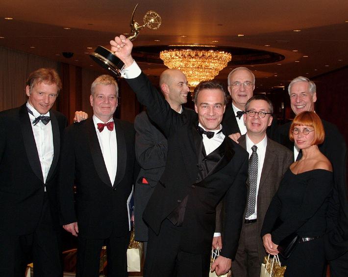 International Emmy Award Für Die Wdr Produktion Mein Vater
