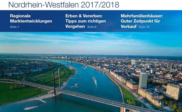 PM Immobilienmarktzahlen NRW 2017 | PlanetHome Group GmbH
