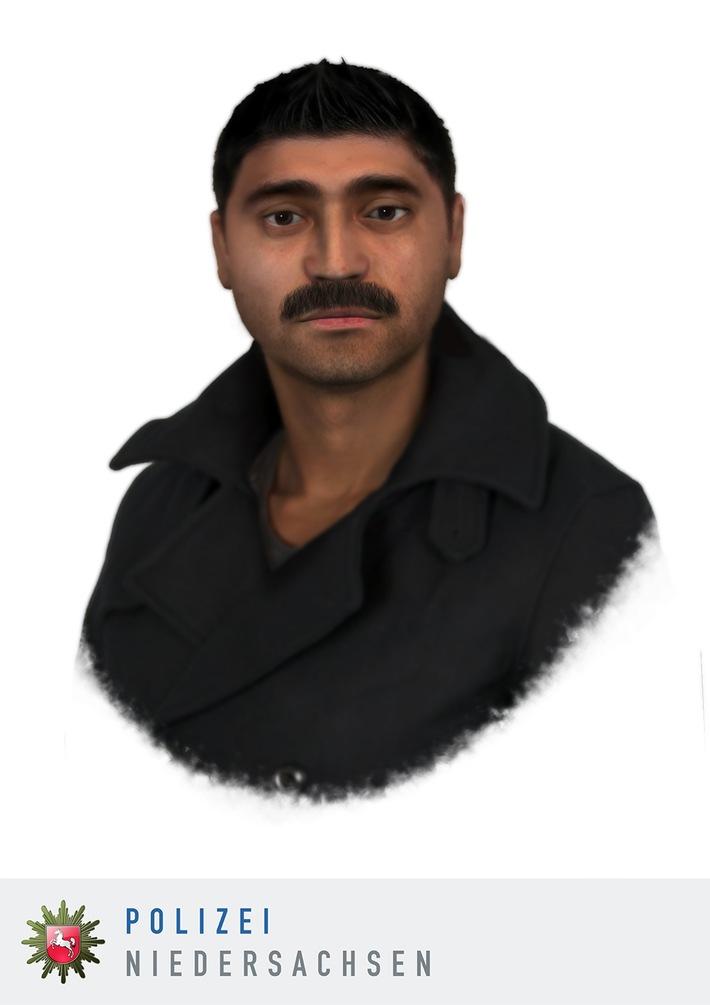 POL-H: Öffentlichkeitsfahndung! Die Polizei sucht nach einem Vergewaltiger - Wer kennt diesen Mann?