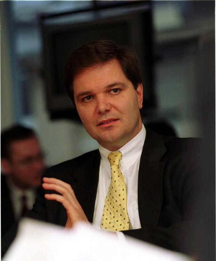 """Klaus Schöniger, Sprecher des Sparkassen Brokers.  Die Verwendung dieses Bildes ist für redaktionelle Zwecke honorarfrei.  Abdruck bitte unter Quellenangabe: """"obs/Sparkassen Broker"""""""