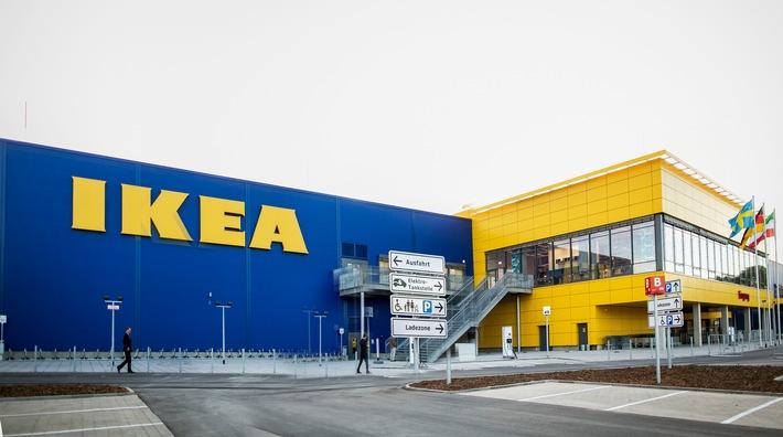 IKEA Eröffnet 51. Deutsches Einrichtungshaus In Wuppertal